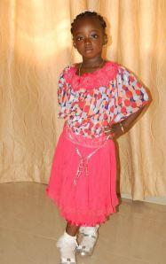 Rev. Fosu' Daughter, Nyameama