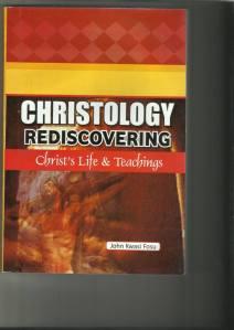 Rev. Fosu' first published Book