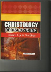 Rev. Fosu' first published Book
