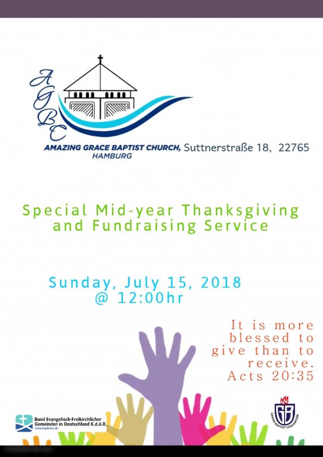 mid-year fundraising